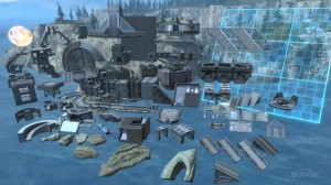 Objekte im Halo Reach Forge Editor